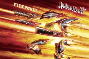 JUDAS PRIEST, FIREPOWER (2018)