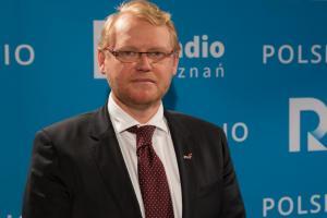 Wiceminister finansów w Radiu Poznań