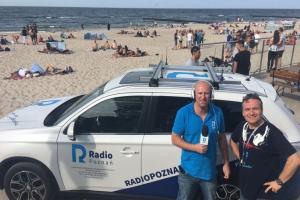 Radio Poznań będzie w ten weekend nad morzem!