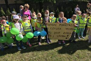 Dzieci chcą chronić przyrodę. Trwa Dzień Ziemi