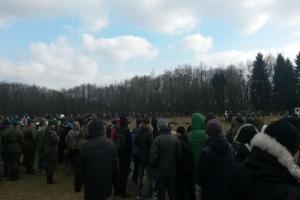 Tłumy na inscenizacji walk o Poznań