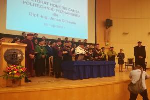 Największy pracodawca Wielkopolski odznaczony honorowym tytułem