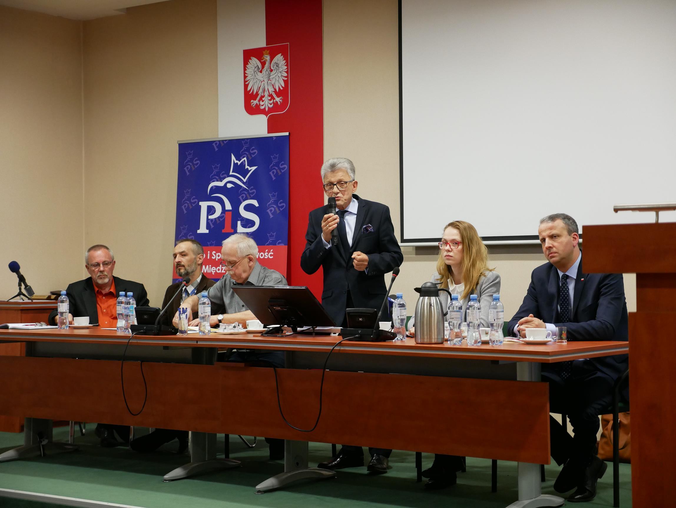 Stanisław Piotrowicz: Pokazujemy, że w polityce można i trzeba być wiarygodnym
