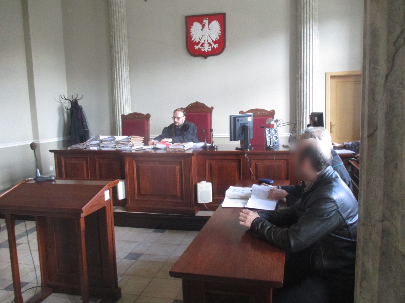 proces kierowcy autobusu kalisz - Danuta Synkiewicz