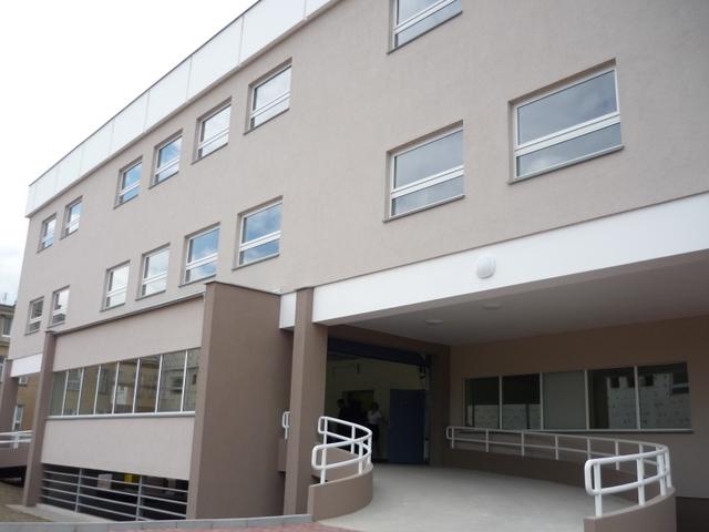 Szpital w Nowym Tomyślu - Krzysztof Sadowski