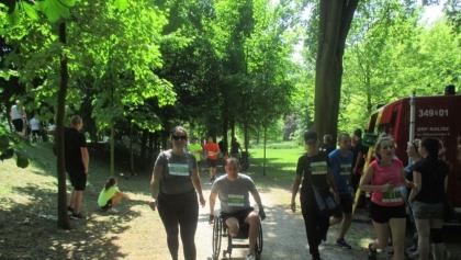 Pobiegli dla niepełnosprawnych