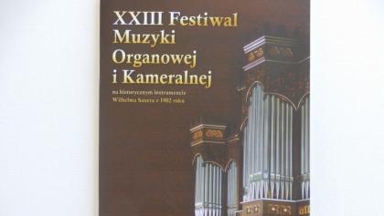Muzyka znaczona miłością - O Festiwalu Muzyki Organowej i Kameralnej w Drezdenku