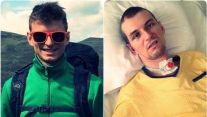 Triathlonista Michał potrzebuje naszego wsparcia