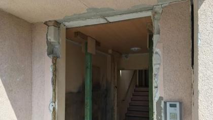 Po wybuchu mieszkańcy wieżowca nadal bez windy
