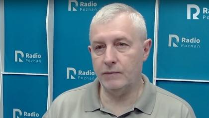 Z. Wolny: W ciągu kilkunastu dni ruch na trasie Września - Konin wróci do normy