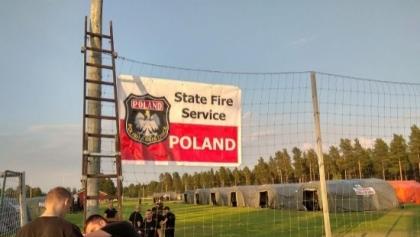 Polscy strażacy już w Szwecji. Dziś ruszają do akcji.
