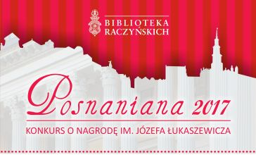 Wybrano najlepsze książki o Poznaniu