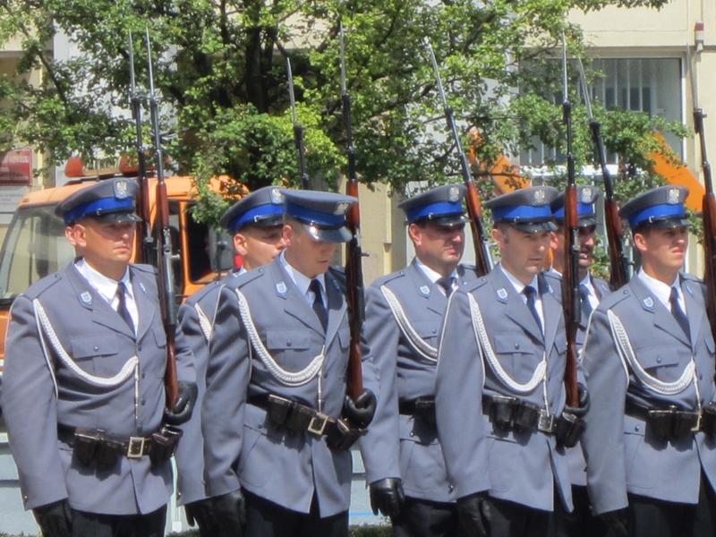 99. rocznica powstania Policji Państwowej