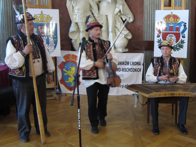 Lwowskie przedwojenne melodie na poznańskim Starym Rynku