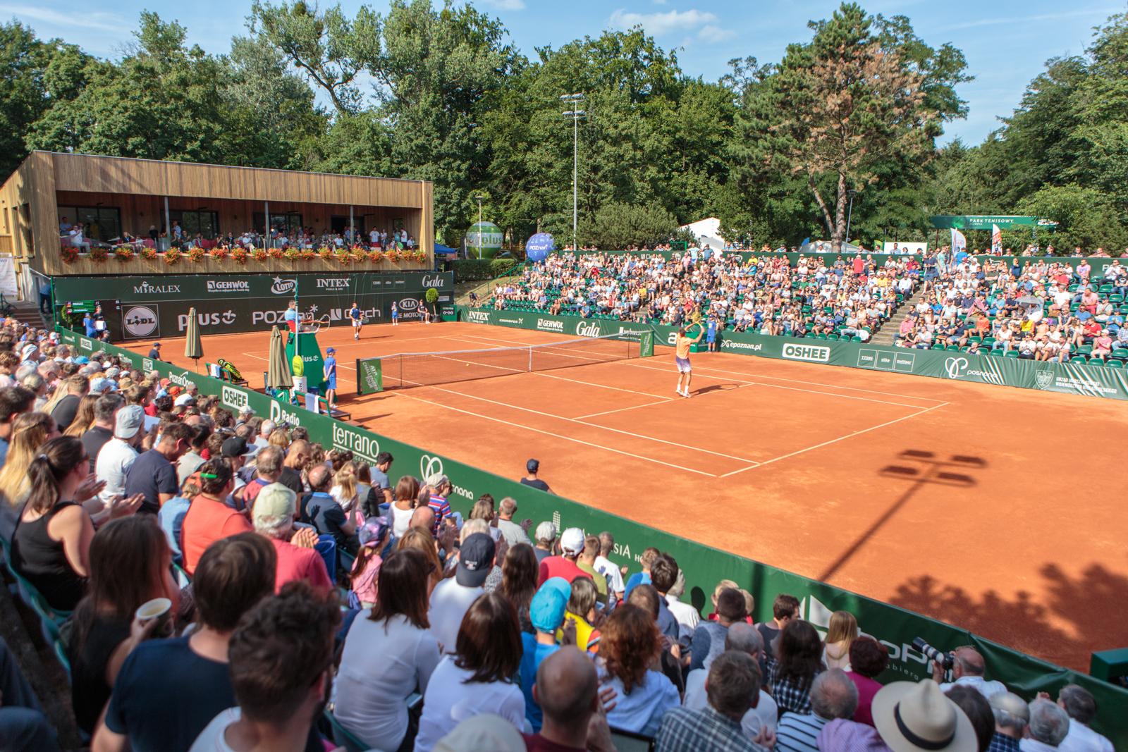 Wielki Tenis w sportowej Arenie!