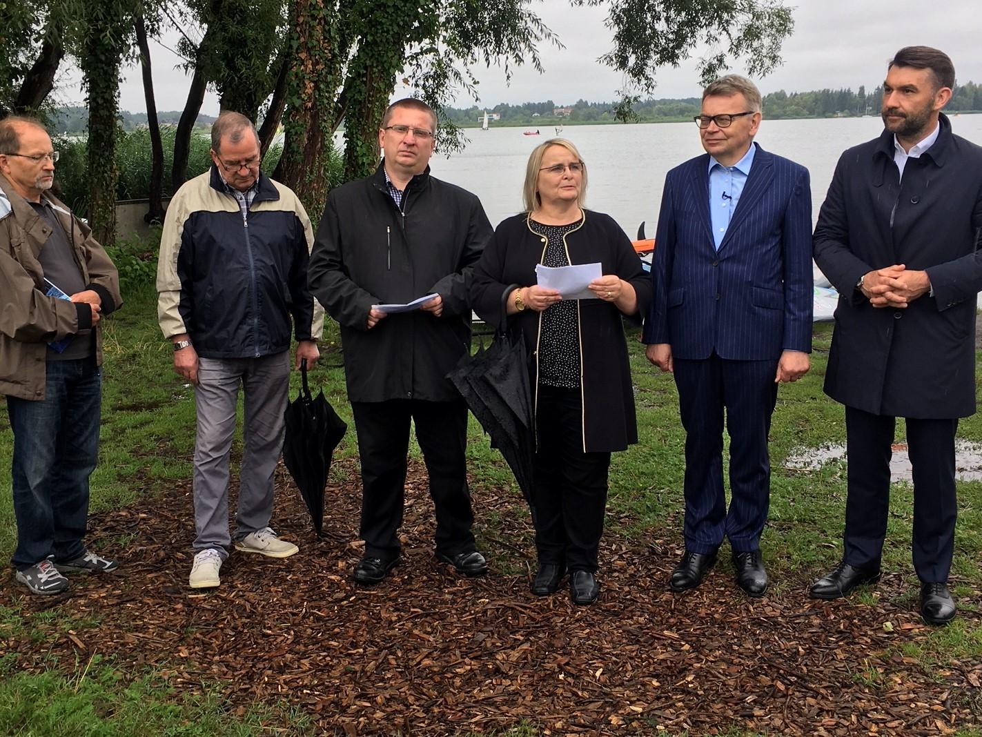 Nowa kanalizacja w Kiekrzu?