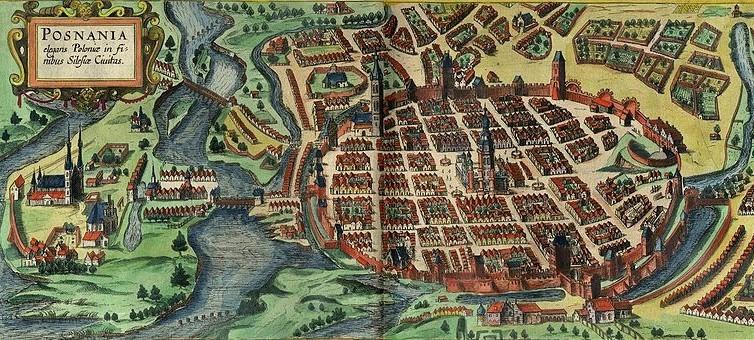 Historia jakiej nie znacie -fortyfikacje Poznania