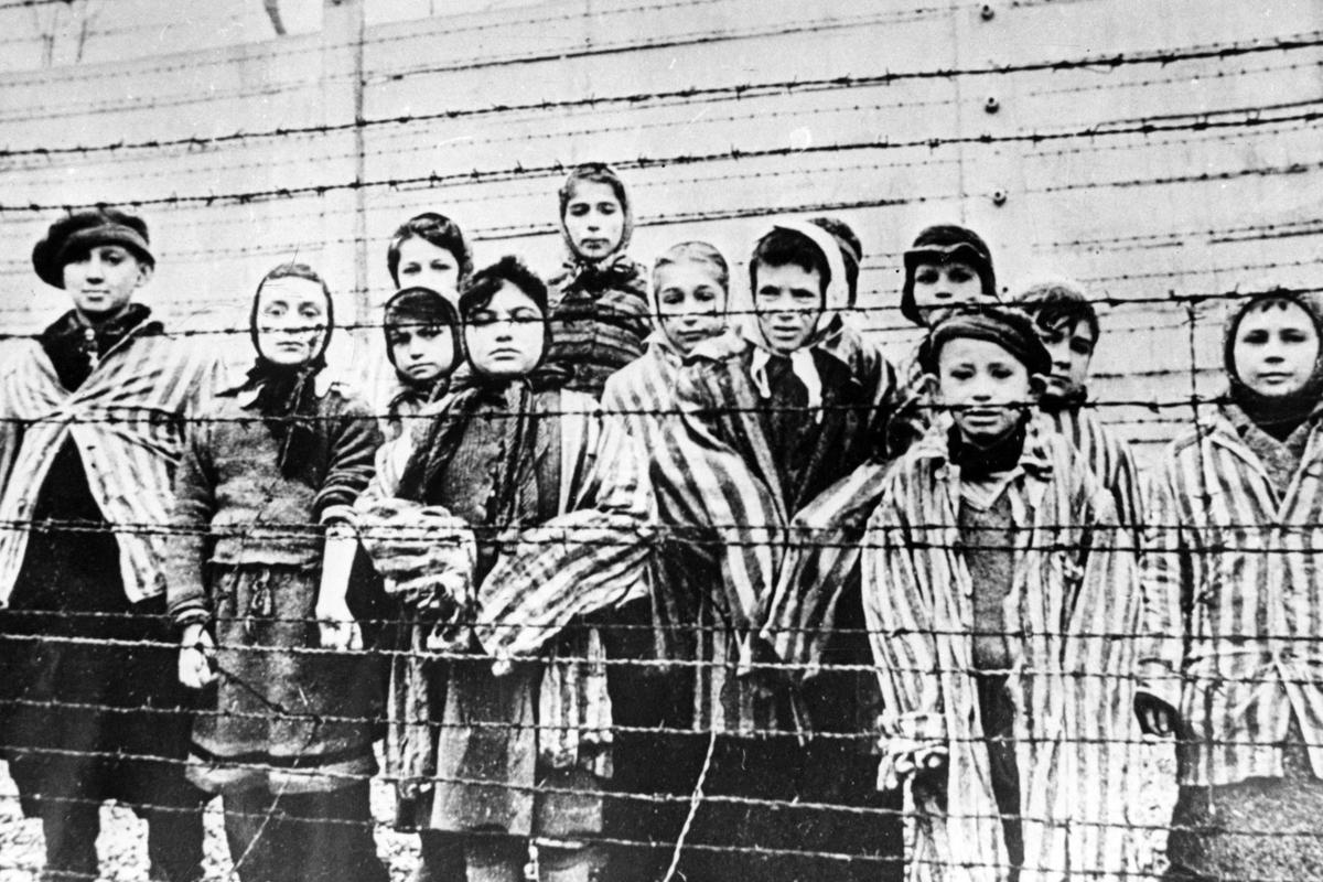Historia Jakiej Nie Znacie –  Los polskich dzieci podczas drugiej Wojny Światowej.