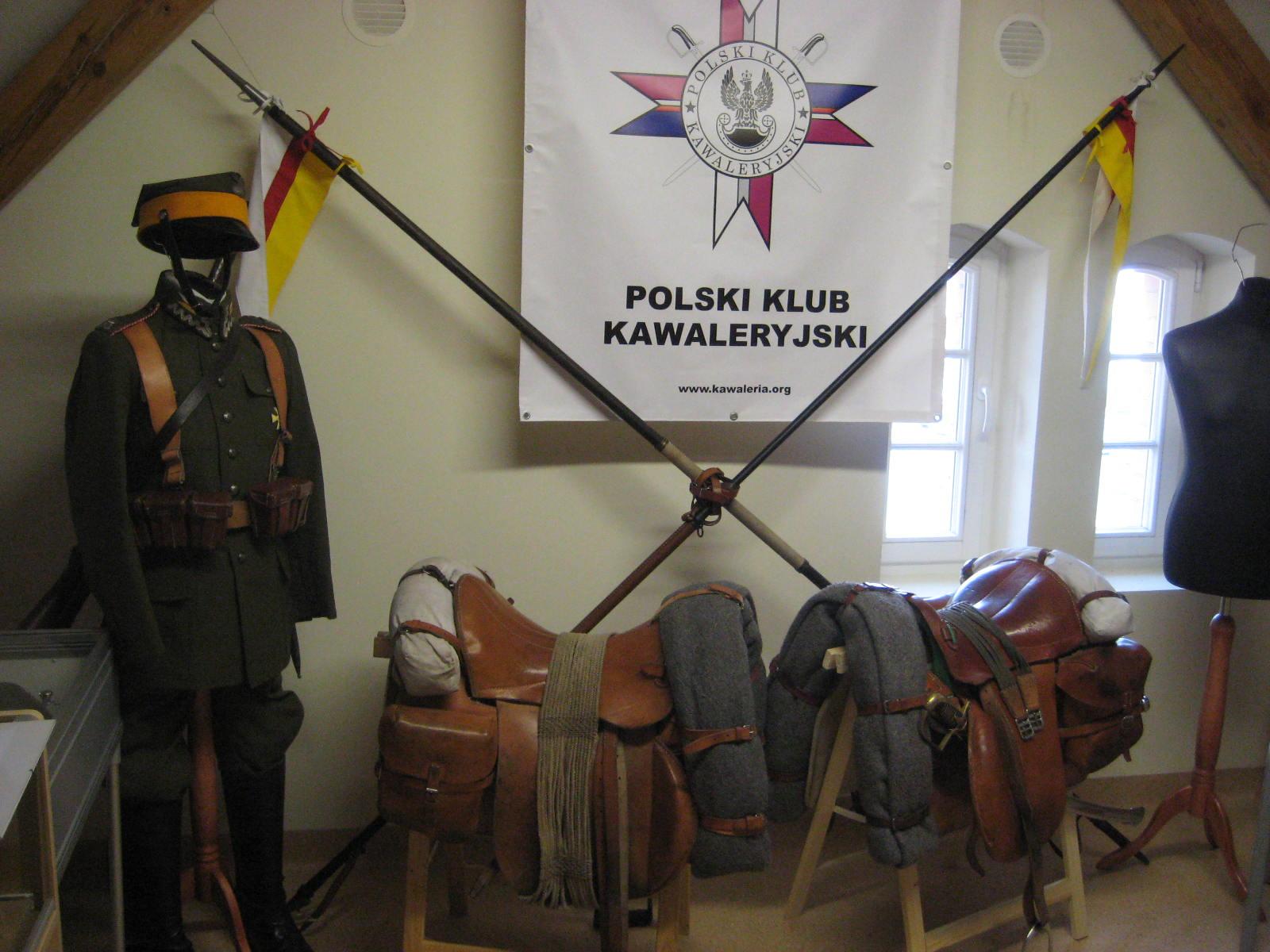 ułani wielkopolscy wystawa szabla - Rafał Muniak