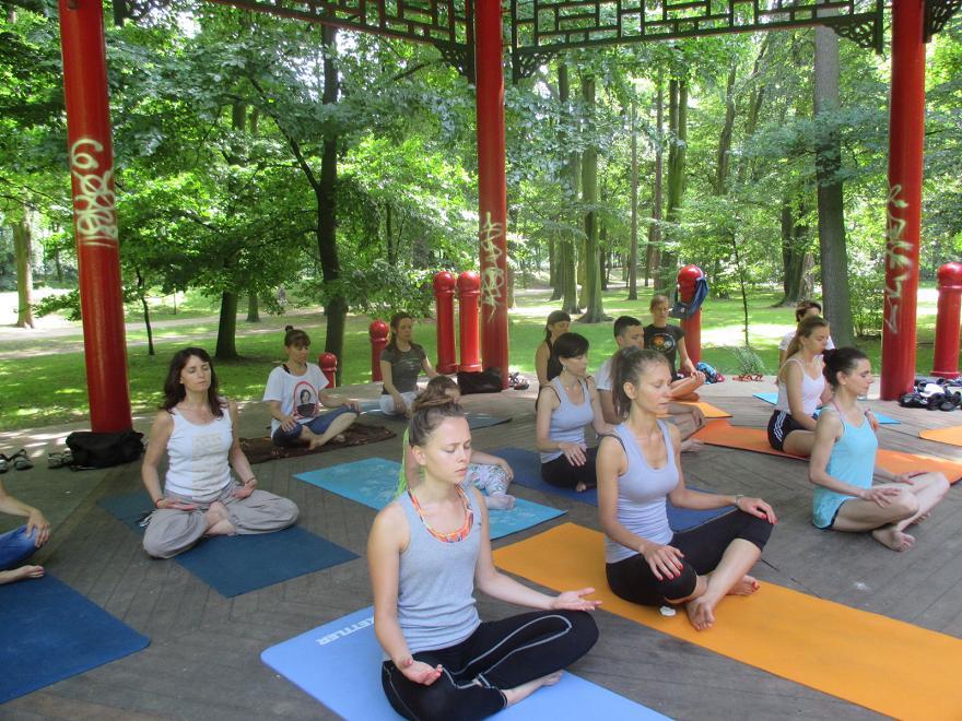Joga dla dzieci i seniorów, a dla początkujących – medytacja