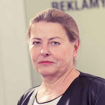 Krystyna Józefczyk inspektor E-mail: krystyna.jozefczyk@radiopoznan.fm - Radio Poznań