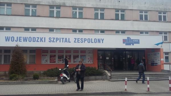 konin szpital - Joanna Sypniewska