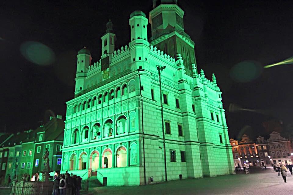 Ratusz zielony patryk patryka - Archiwum - Radio Poznań