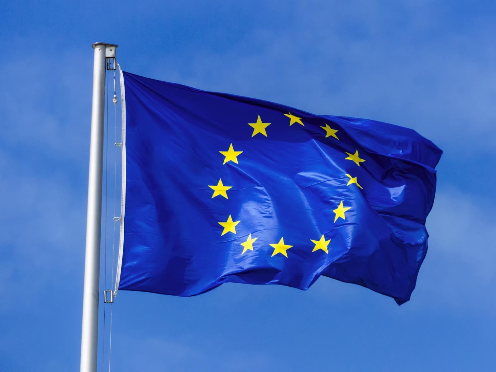 flaga unii unia europejska ue