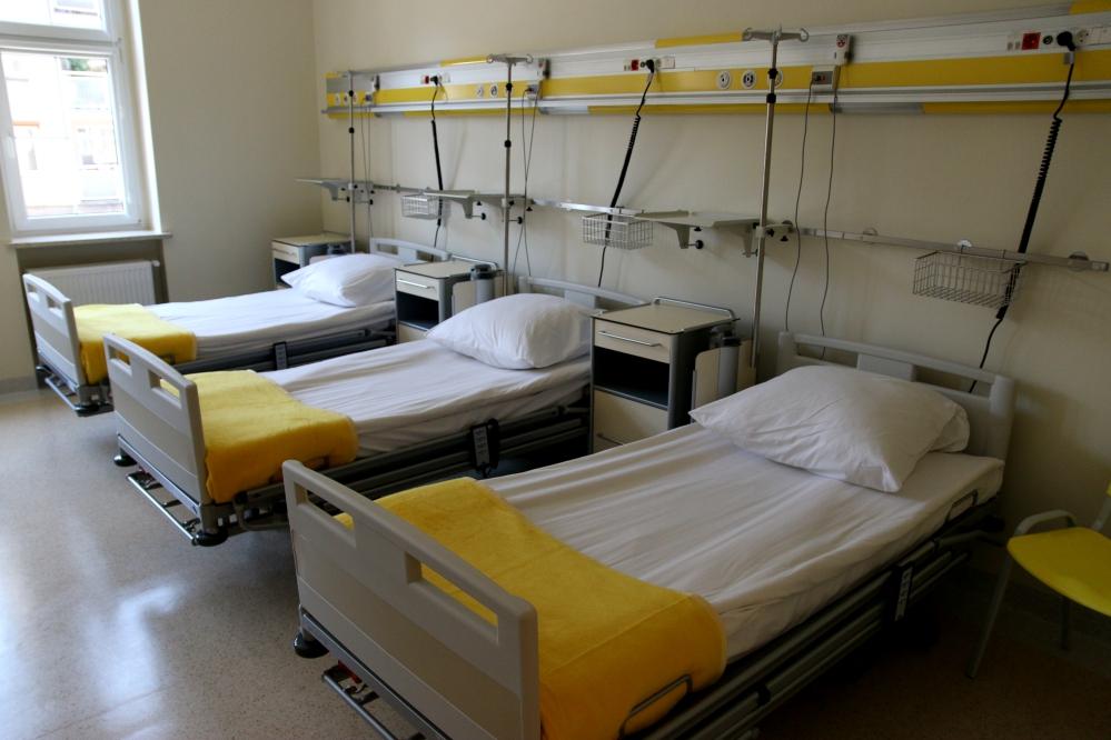 sala szpital łóżka (2) - Anna Adamczyk