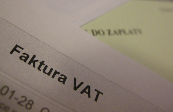 faktura VAT - TomFoto