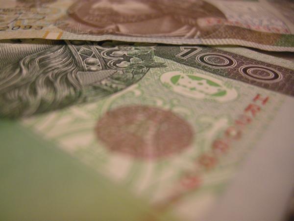 banknot pieniądze - TomFoto