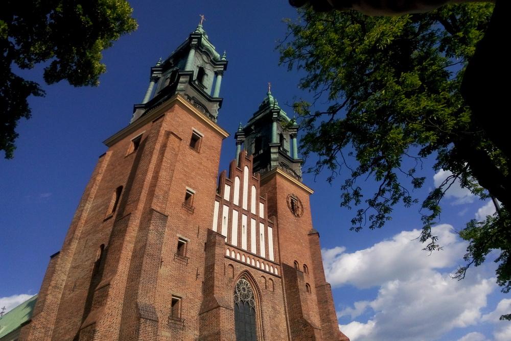 katedra poznańska wiosną2 - tom foto