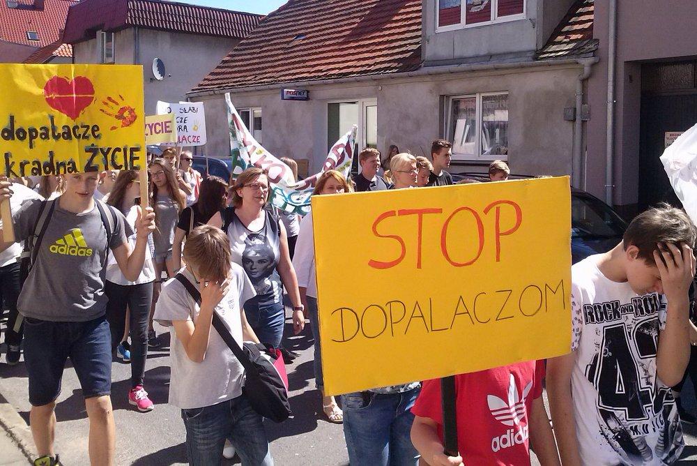 antydopalaczowy marsz cd (2) - Andrzej Ciborski