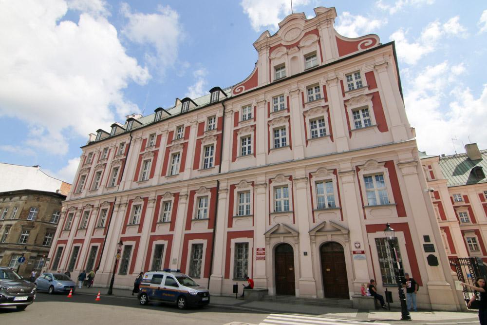urząd miasta poznania - Wojtek Wardejn