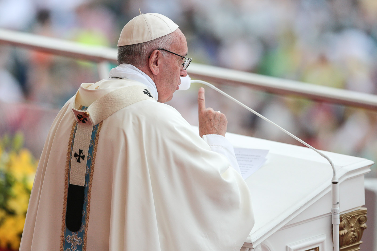 papież franciszek na jasnej górze - Kancelaria Prezydenta RP