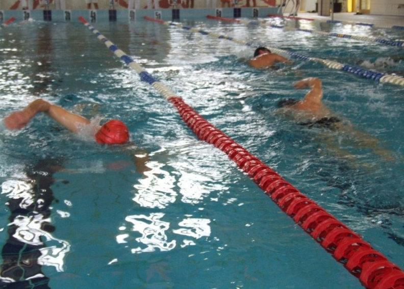 basen pływacki pływalnia zawody - OSiR Rawicz