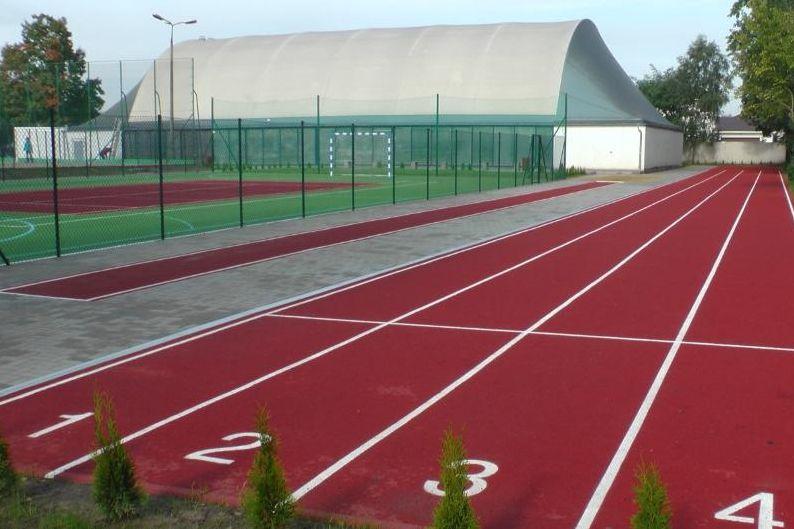 boisko bieżnia dla gimnazjalistów - Urząd Miasta Poznania