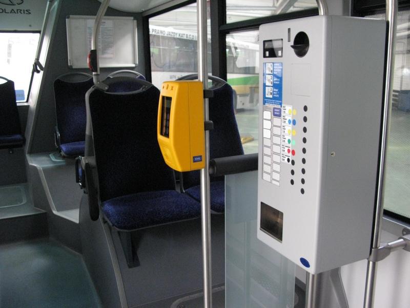 Nowe autobusy dla Poznania, z biletomatami - Anna Sochacka