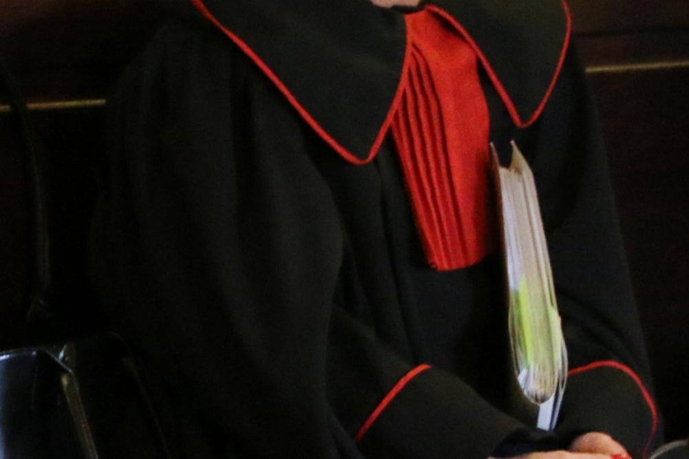 sąd prokurator - Archiwum