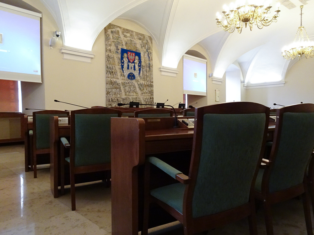 sala sesyjna sesja rady miasta poznania (4) - Szymon Mazur