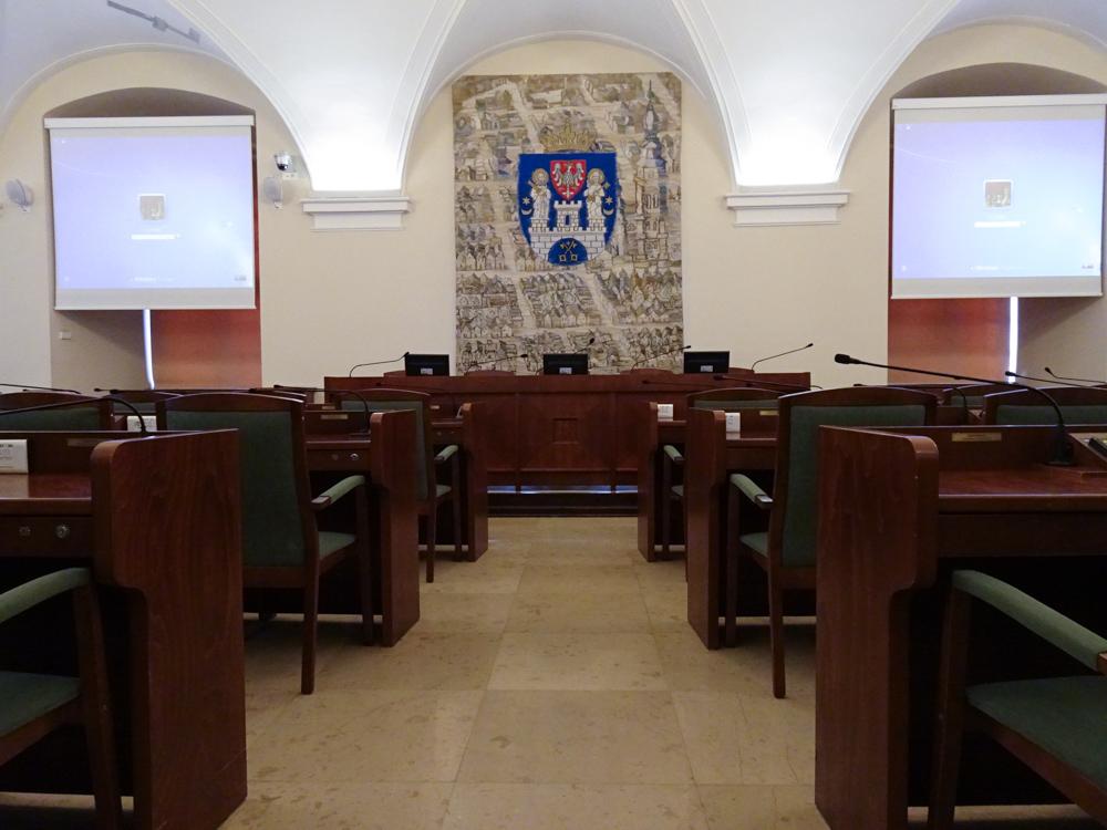 sala sesyjna sesja rady miasta poznania (3) - Szymon Mazur