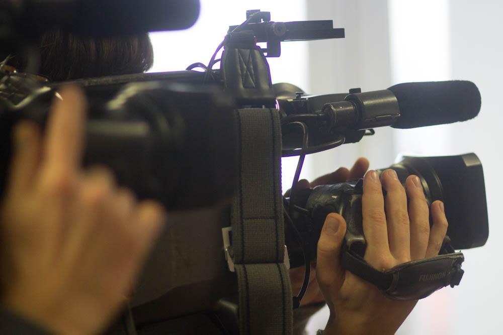 kamera telewizyjna telewizja - Tomasz Żmudziński