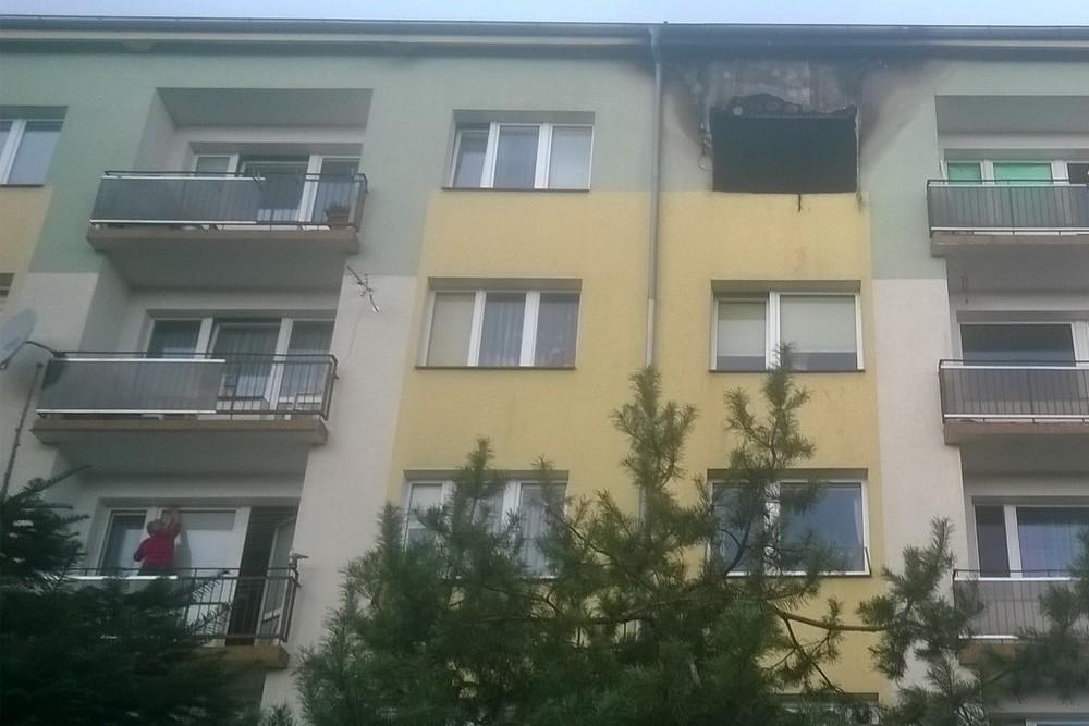 wybuch w bloku naramowicka później (2) - Ryszard Brzeziński