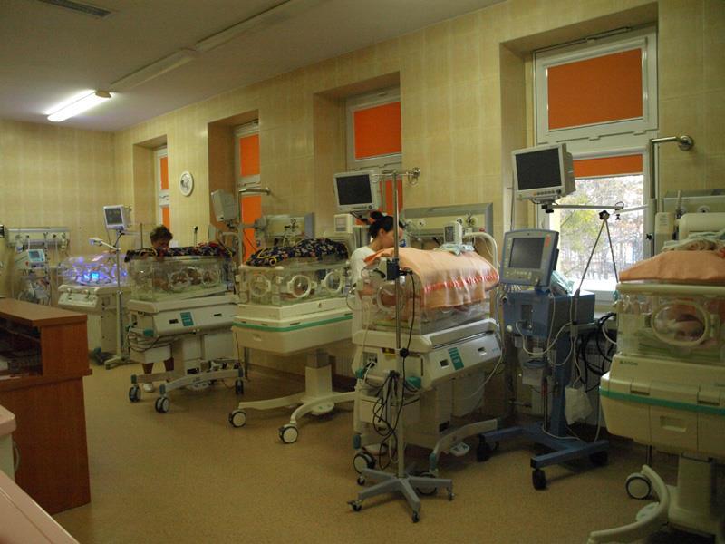 Oddział neonatologiczny szpital Ostrów Wielkopolski - Szpital w Ostrowie Wielkopolskim