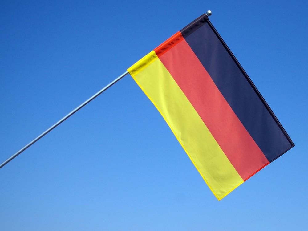 Flaga Niemiec - http://dobraflaga.com.pl/