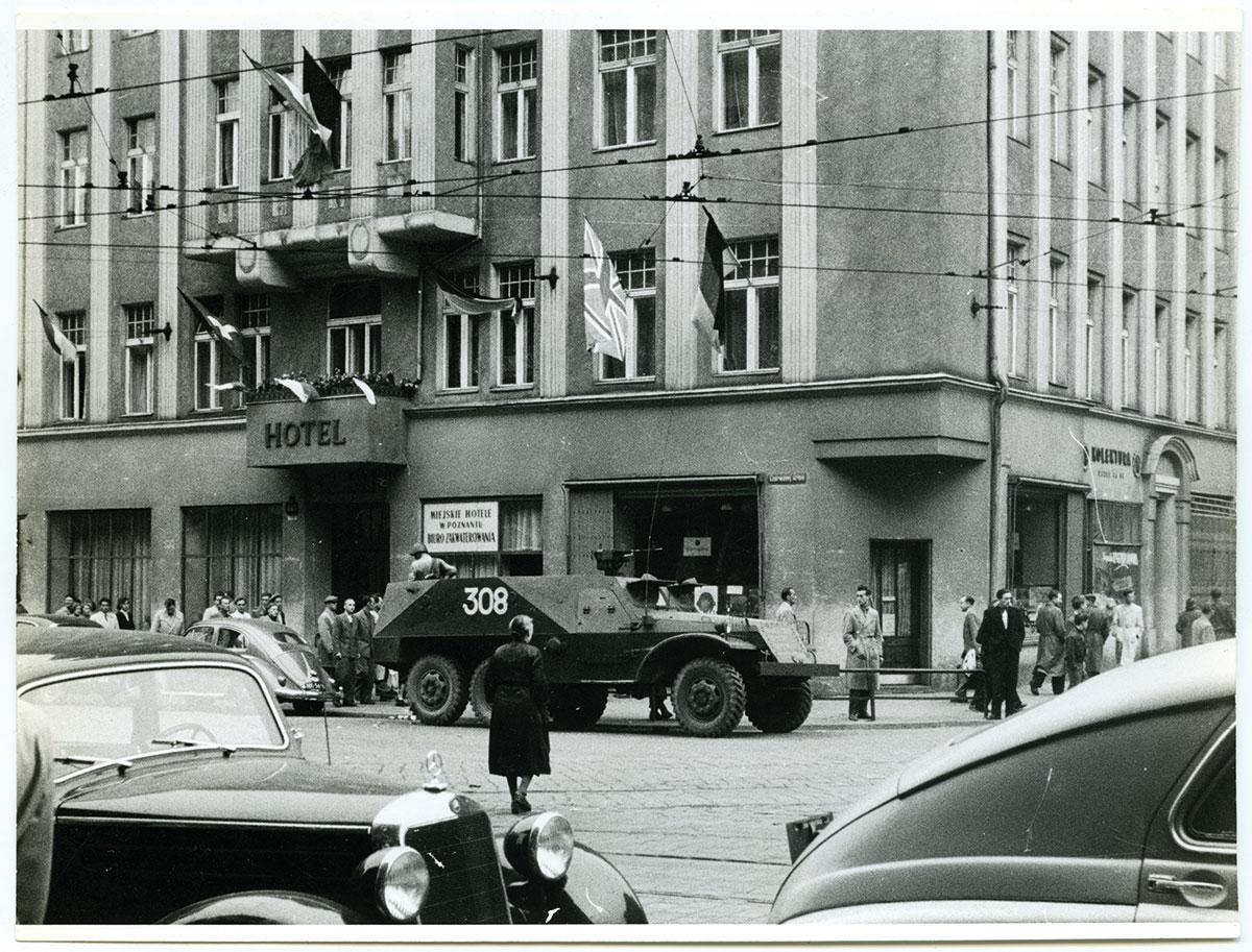 poznański czerwiec 1956 - Peter Schaeffer