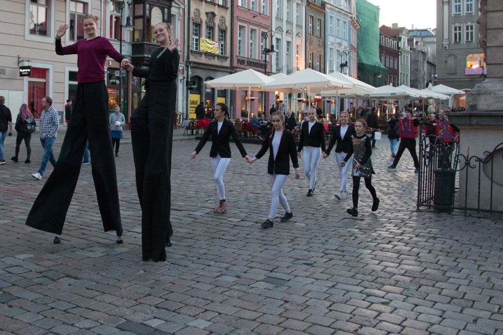 festiwal cyrkowy parada - Leon Bielewicz