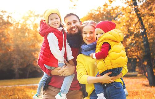 Rodzina - Fotolia