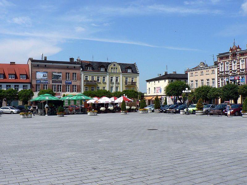 Września Rynek - CC: Wikimedia Commons: Krzysztof Dudzik