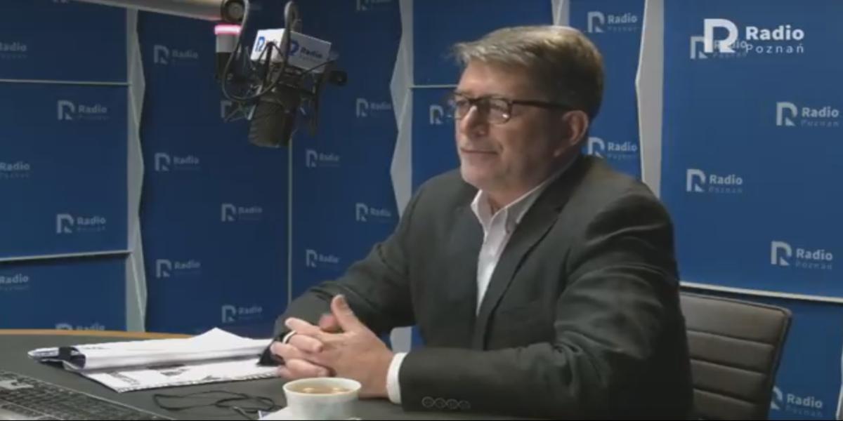Marek Ruciński Nowoczesna - Radio Poznań